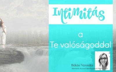 Intimitás a Te valóságoddal – 5 online workshop