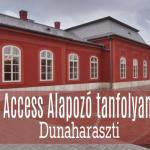 2019. október 10-13. Alapozó tanfolyam Dunaharasztiban